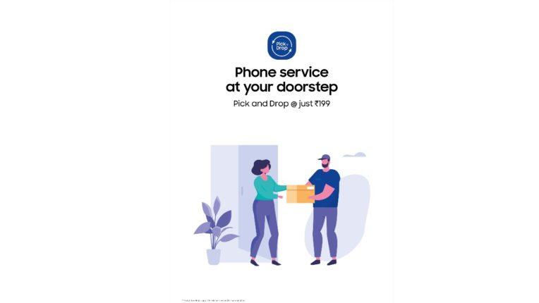 स्मार्टफोन, टॅबलेटसाठी पिक-अप आणि ड्रॉप सर्व्हिस; आता घराबाहेर न पडता तुमच्या मोबाईल डिव्हाईसची सर्व्हिस मिळवा
