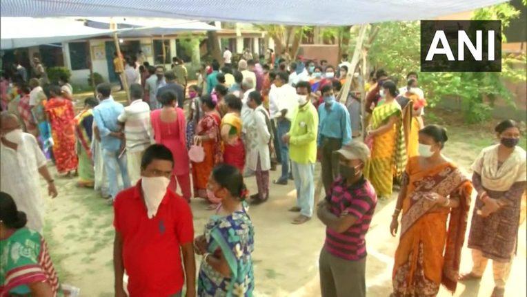 आज पश्चिम बंगालची रणधुमाळी शांत होणार, सुरू आहे शेवटच्या टप्प्याचं मतदान