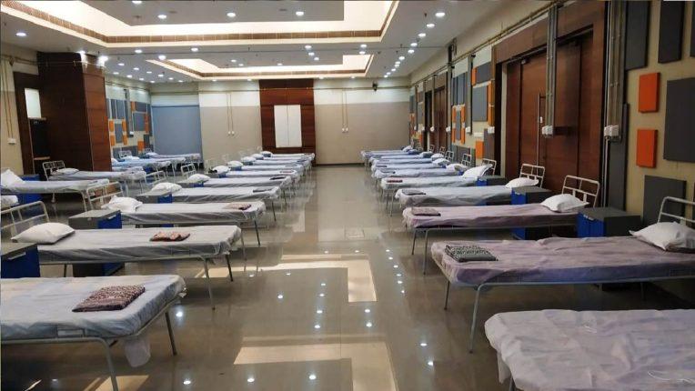 कोरोना रुग्णांसाठी खाजगी रुग्णालयातील नियंत्रीत बेडस्ची कमी ;अतिरिक्त महापालिका आयुक्त रुबल अग्रवाल यांची माहिती