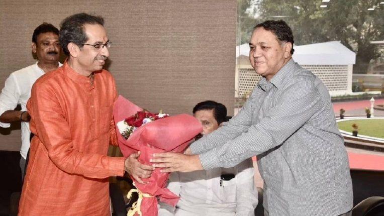 अनिल देशमुखांचा राजीनामा स्वीकृतीसाठी राज्यपालांकडे पाठवला; गृहमंत्रीपदाची जबाबदारी आता दिलीप वळसे पाटलांकडे