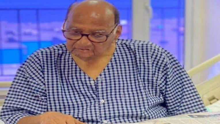 शरद पवार पुन्हा रुग्णालयात, तोंडाचा अल्सर काढला; नवाब मलिक यांची माहिती