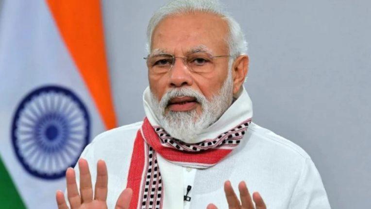 पंतप्रधान नरेंद्र मोदींची मोठी घोषणा, १०० दिवस कोविड ड्युटी करणाऱ्यांना सरकारी नोकरीत प्राधान्य