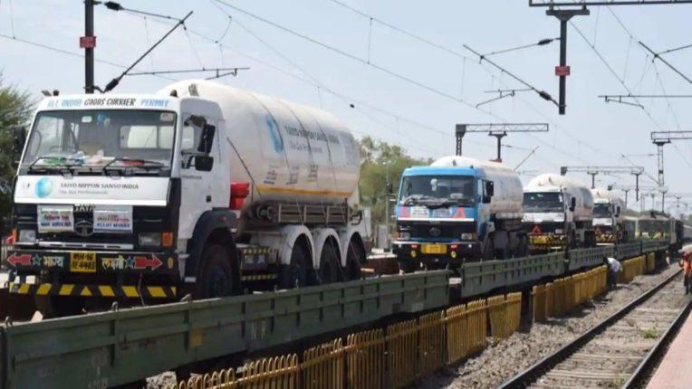 ऑक्सिजन एक्सप्रेसच्या माध्यमातून आतापर्यंत, उत्तर प्रदेश, महाराष्ट्र, दिल्ली आणि मध्य प्रदेशला एकूण ५१० मेट्रिक टन ऑक्सिजनचा पुरवठा