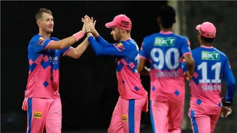 सनरायजर्स हैदराबादवर राजस्थानचा रॉयलचा ५५ धावांनी दणदणीत विजय