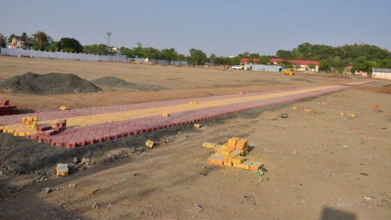 सायन्सकोर मैदानात विविध सुविधांची भर; पालकमंत्री यशोमती ठाकूर यांची माहिती
