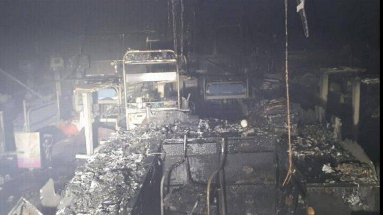 विरार येथे रुग्णालयाला लागलेल्या आगीत १३ कोरोनाबाधित रुग्णांचा मृत्यू, मुख्यमंत्र्यांनी केली मदत जाहीर