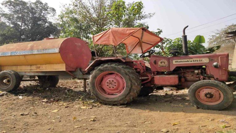 एप्रिलच्या दुसऱ्या आठवड्यात महाड तालुक्यातील ६ ग्रामपंचायतीमधील नऊ वाड्यांमध्ये पाणीटंचाई
