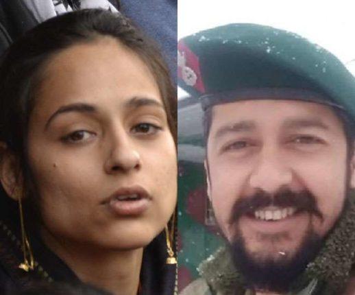 पुलवामा हल्ल्यात शहीद झालेल्या जवानाची पत्नी झाली लेफ्टनंट