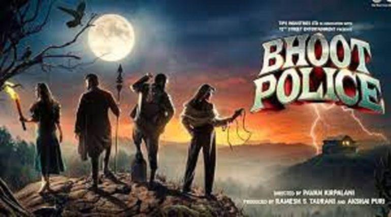 सैफ अली खानच्या 'भूत पोलीस'चा ट्रेलर प्रदर्शित, सोशल मीडियावर रंगली चर्चा!
