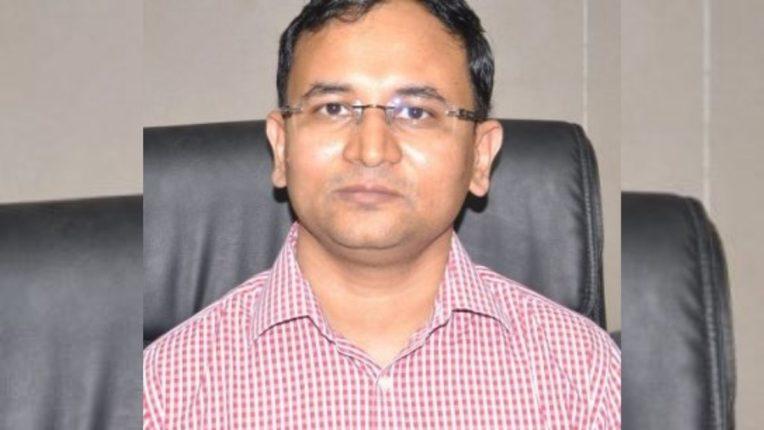 रवींद्र बिनवडे, जिल्हाधिकारी,  जालना