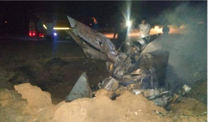 पंजाबमध्ये भारतीय वायुसेनेचं फायटर जेट जेट मिग-२१ बिसॉन कोसळलं ; या अपघातात पायलट अभिनव चौधरी यांचा मृत्यू