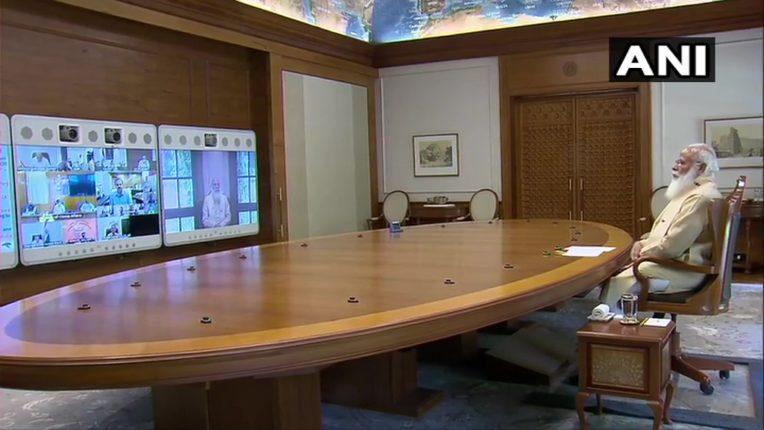 'तौक्ते' नंतर देशाला 'यास' चक्रीवादळाचा धोका; पंतप्रधान मोदींनी बोलावली एनडीएमएच्या अधिकाऱ्यांची बैठक