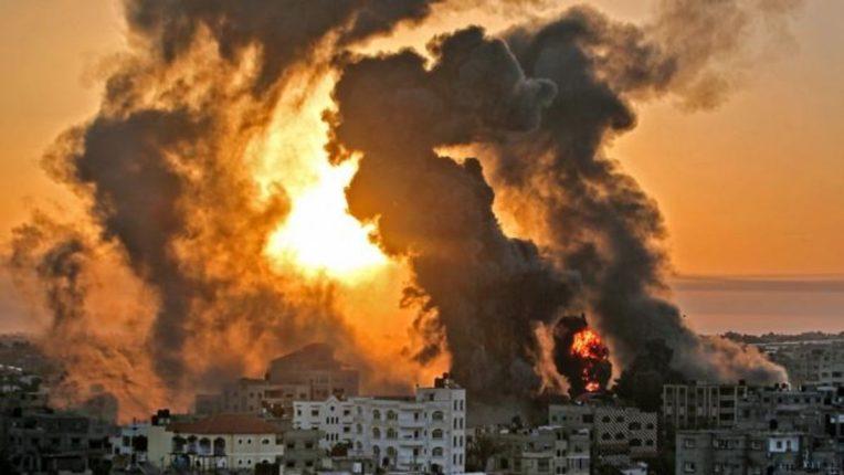 गाझामध्ये इस्रायलचे हल्ले सुरूच; इस्रायल आणि पॅलेस्टाइन यांच्यातील तणाव वाढतोय