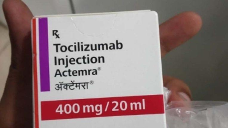 टोसिलीझुमॅब इंजेक्शनचा काळाबाजार, पोलिसांकडून दोन डॉक्टरांसह तिघांना अटक