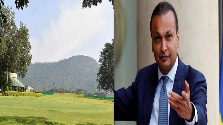 Same to everyone: Anil Ambani's tour with his family at Mahabaleshwar Golf Ground in Lockdown; Seal the grounds from the administration