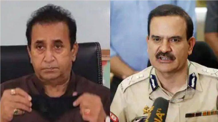 परमबीर सिंग यांचा माजी गृहमंत्री अनिल देशमुख यांच्यावर गंभीर आरोप : मुंबईतील पाच बार मालकांना ईडीचे समन्स