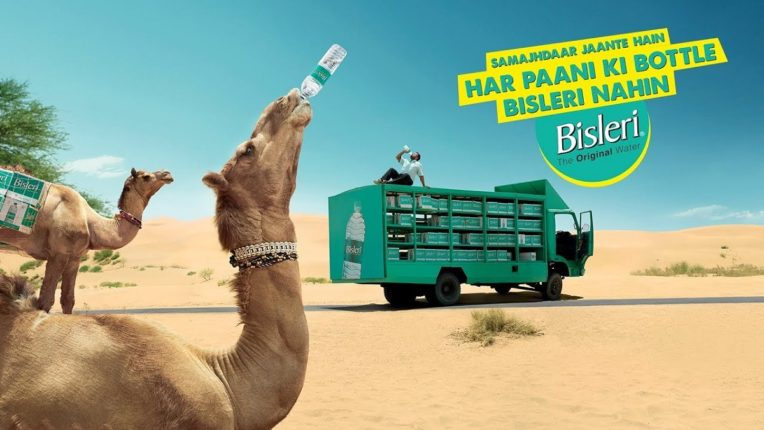 Insults to teachers in Bisleri company's advertisement; Outraged teachers demand apology