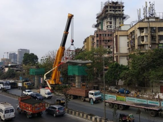 The cost of the flyover at Borivali increased; Contract of Rs 161 crore to Rs 651 crore