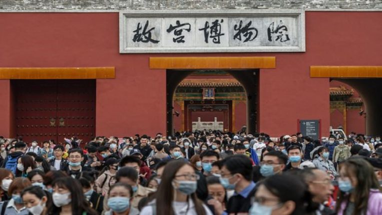 China loses power, fears of losing working hands: China's population growth slows over last 10 years