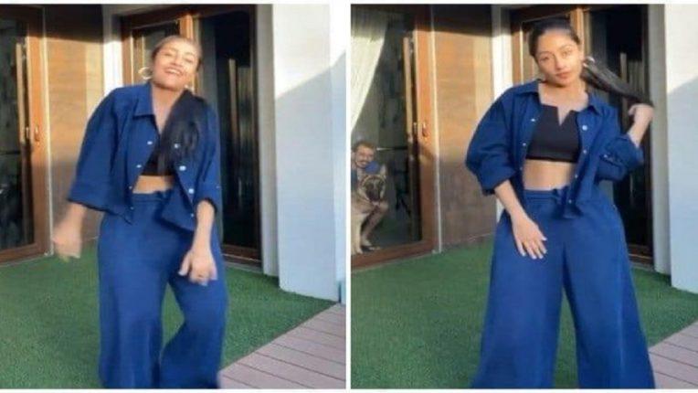 'वाह भाभीजी वाह' युजवेंद्र चहलची बायको धनश्रीचा जबरदस्त डान्स, सोशल मीडियावर व्हायरल!