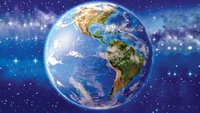 अजब गजब! सन २५८२ मधून 'तो' आलाय अन सांगतोय पृथ्वीवर पसरणार अंधार!