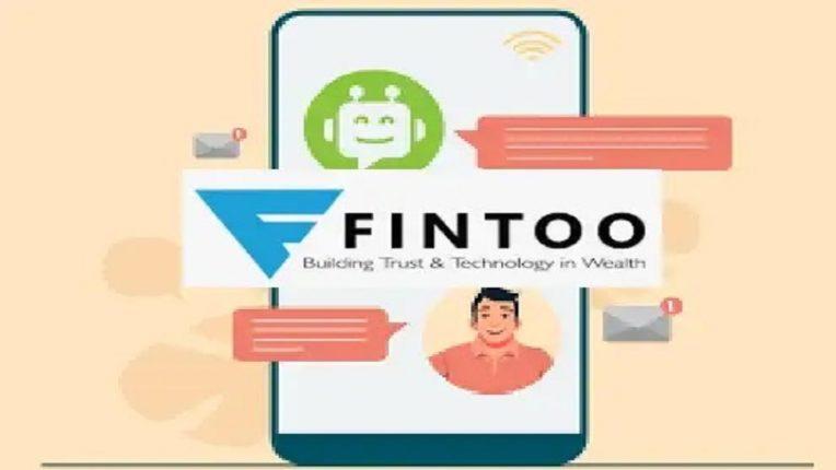 वित्तीय आणि कर मागदर्शन फिंटू (Fintoo) मंचातर्फे गुंतवणूकदारांसाठी AI-Advisor सुविधा