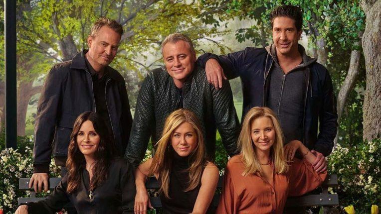 भारतात Friends: The Reunion ची हवा, एकावेळी १० लाखाहून अधिक प्रेक्षकांनी घेतला आनंद!