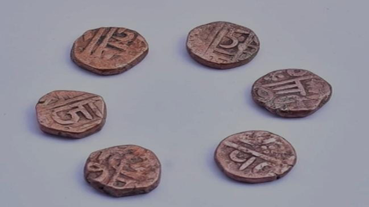 historical coins