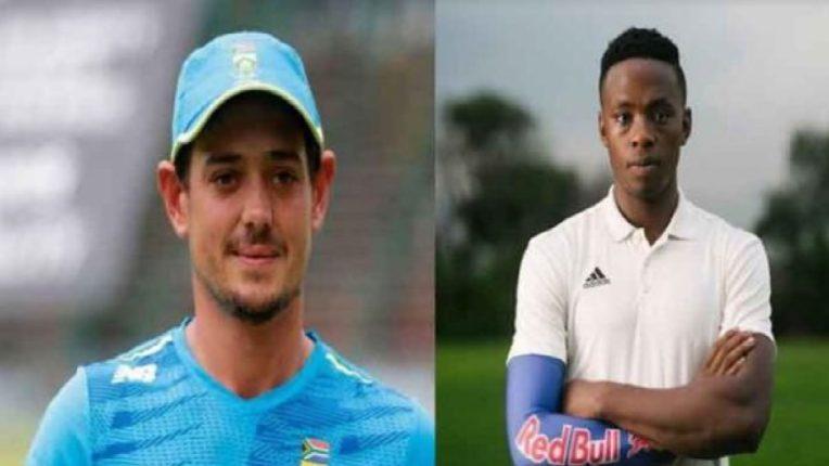 भारतात अडकलेल्या दक्षिण आफ्रिकेच्या क्रिकेटपटूंना मोठा दिलासा; मायदेशी परतण्याचा मार्ग मोकळा