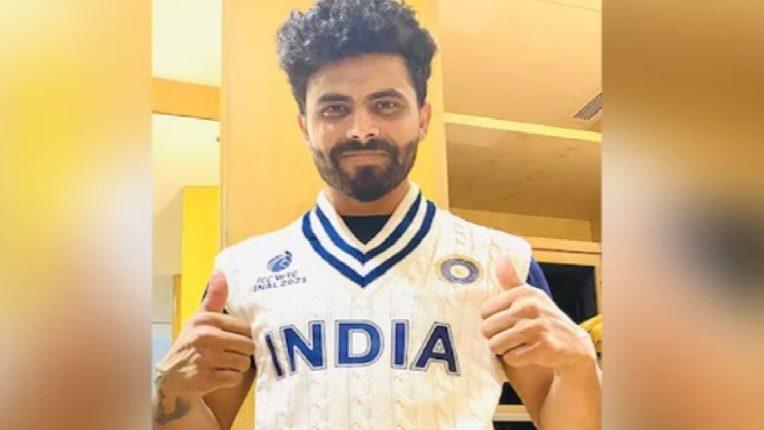 कसोटी चॅम्पियनशीप फायनलमध्ये टीम इंडिया दिसणार नव्या जर्सीत