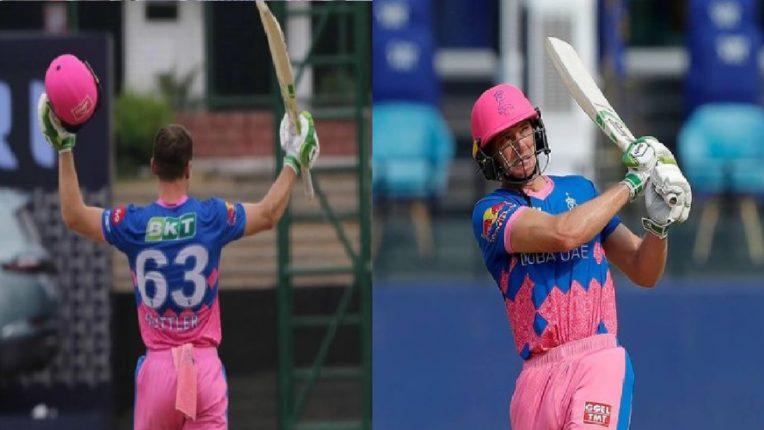 सळो की पळोची स्थिती! SRHच्या गोलंदाजांसमोर राजस्थानच्या फलंदाजाचा भेदक मारा ; ११ चौकार व ८ षटकार ठोकले