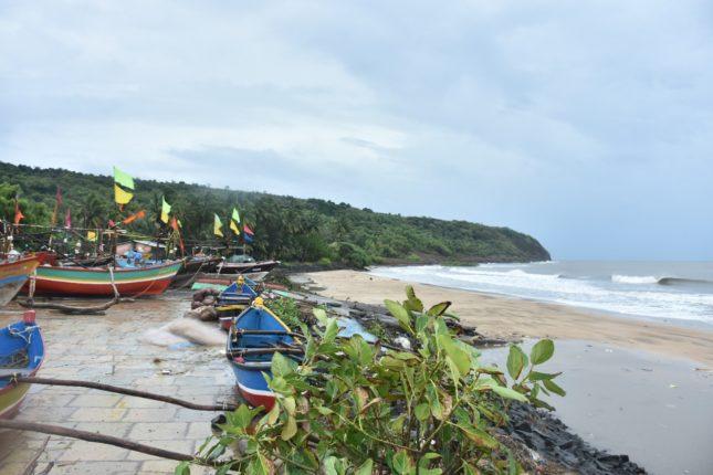 Two killed in Goa; Cyclone hits Konkan