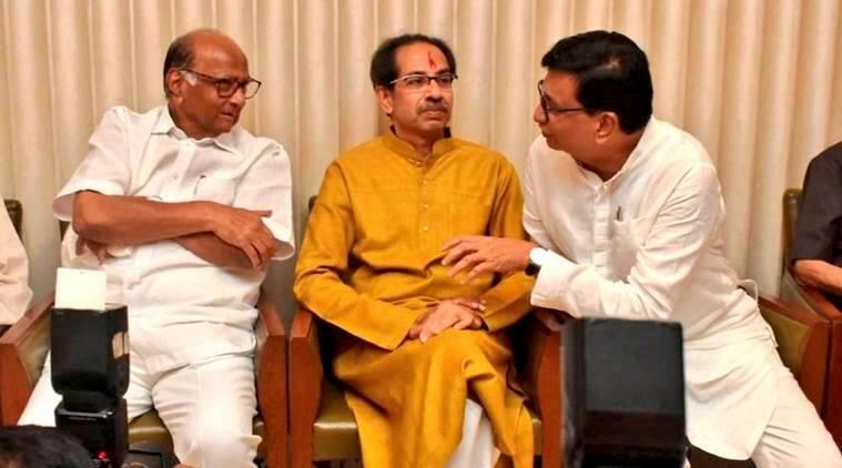 Congress will leave Thackeray government
