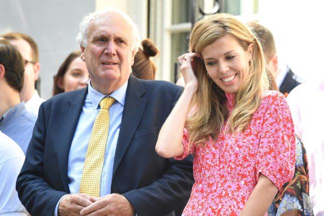 पंतप्रधान बोरिस जॉन्सन वयाच्या ६० ला तिसऱ्यांदा बोहल्यावर ; ३३ वर्षीय गर्लफ्रेंडसोबत जुलैमध्ये बांधणार लगीनगाठ