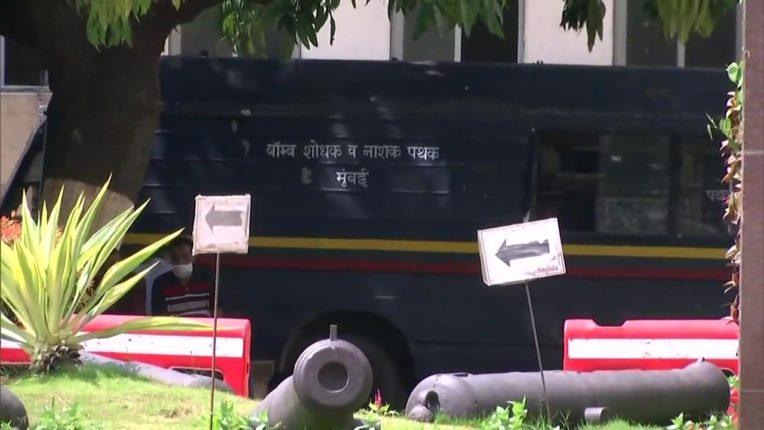 मंत्रालयात बॉम्ब ठेवल्याचा निनावी फोन आल्यानं उडाली खळबळ ; सुरक्षा यंत्रणांकडून घटनास्थळाची तपासणी