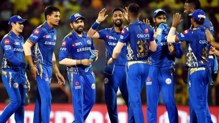 Mumbai, Mumbai ... wash away Chennai; Mumbai Indians won by four wickets