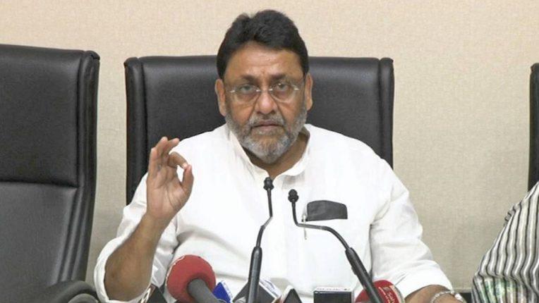 'एनसीबीने समीर खानला खोट्या केसमध्ये अडकवले' मंत्री नवाब मलिक यांचा आरोप