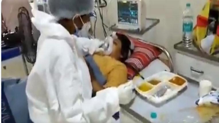 nurse video viral