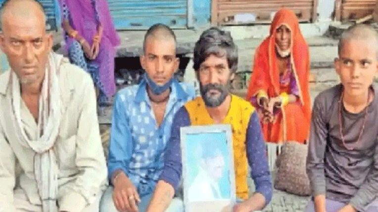 अंत्यसंस्कारानंतर 10 दिवसांनी तिचा पती घरी परतला, काय घडलं नेमकं ? : सविस्तर