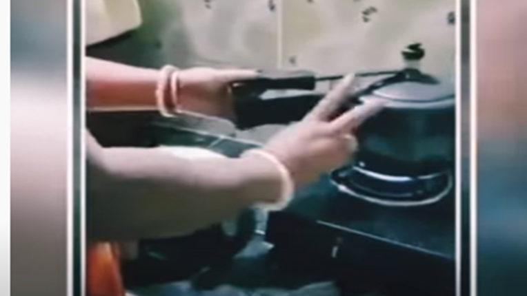 roti in cooker