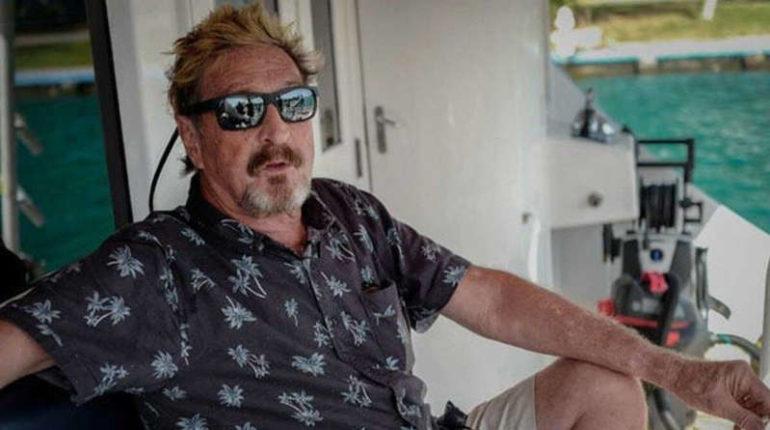 अँटिव्हायरस सॉफ्टवेअर McAfee च्या संस्थापकाचा मृत्यू; स्पेनच्या कारागृहात आढळला मृतदेह
