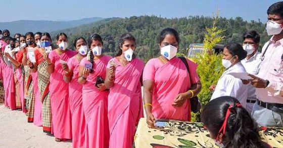आरोग्य मंत्री राजेश टोपे सोबतच्या आशा व गटप्रवर्तक कृती समितीच्या वाटाघाटी निष्फळ; ठोस तोडगा न काढल्याने संप सुरूच