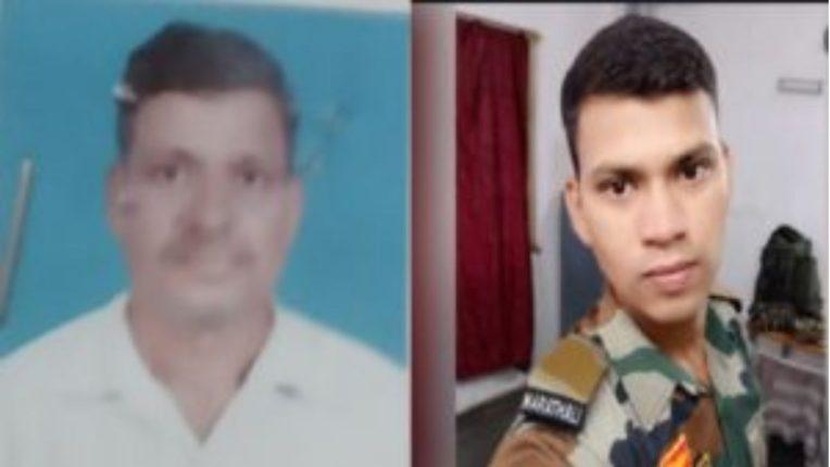 शहीद भूषण सतई यांच्या वडिलांची आत्महत्या, नागपुरातील राहत्या घरी गळफास घेतला