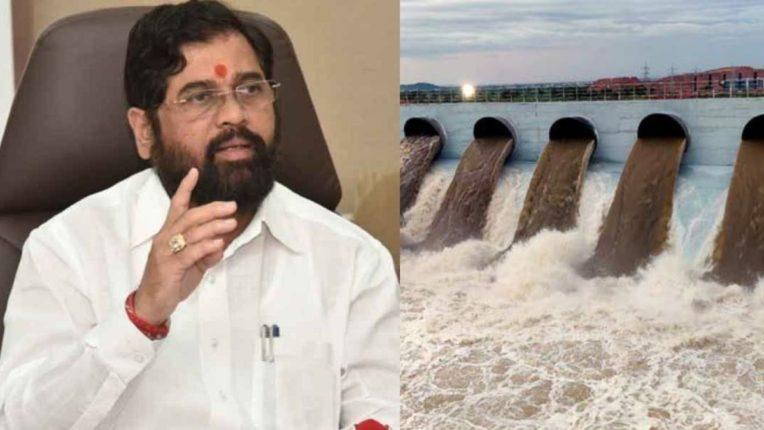 तेलंगणा, मध्यप्रदेश प्रशासनाने प्रकल्पातून पाणी सोडताना आणि अडविताना पूर्वसूचना द्यावी; मंत्री एकनाथ शिंदे
