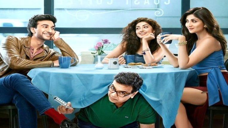 शिल्पा शेट्टीच्या 'हंगामा २'चा ट्रेलर प्रदर्शित, बघाल तर पोट धरून हसाल!