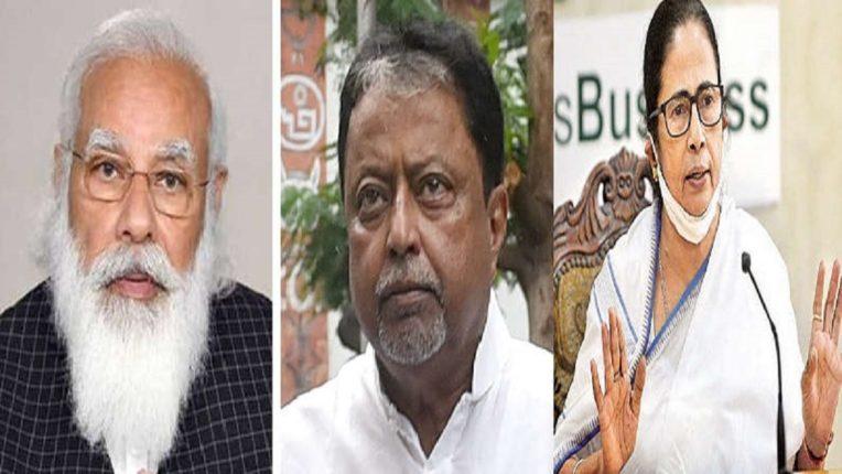 पश्चिम बंगालमध्ये भाजपात पडणार फूट? नेते पुन्हा टीएमसीत परत येण्याच्या तयारीत, मोदींचा मुकुल रॉय यांना फोन