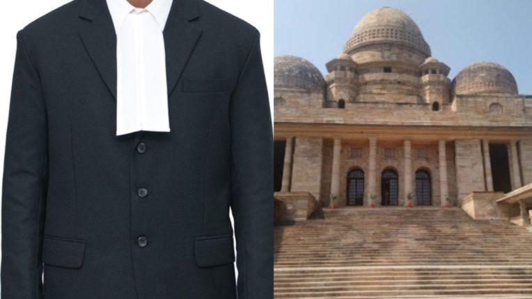 वकिलाचा गणवेश आणि बॅंड नसताना वकील न्यायालयाच्या सुनावणीसाठी उभे कसे राहू शकता? न्यायाधीशांचा सवाल