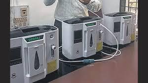 कोरोनाबाधितांची वाढती संख्या लक्षात घेता जिल्ह्यात ऑक्सिजन कॉन्सन्ट्रेटर बँकेची स्थापना