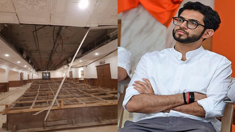 Environment Minister Aditya Thackeray briefly defended; A major accident was averted