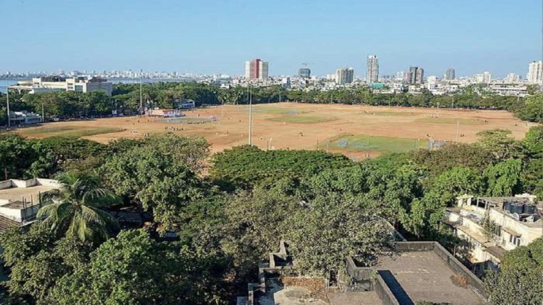 Freshwater springs found in Dadar's Shivaji Park grounds; Water started flowing at the bottom of five wells
